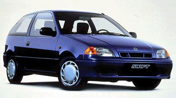 30 éve van velünk a Suzuki
