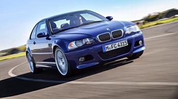 Az M3-as BMW útja 500 lóerő fölé