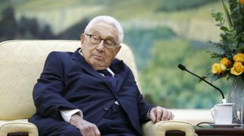 Armageddoni kínai–amerikai összecsapásra kerülhet sor Kissinger szerint