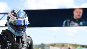 Bottas elnapolta Hamilton 100. rajtelsőségét