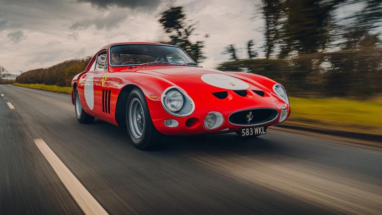Nem eredeti, de csodás az újraalkotott Le Mans-i Ferrari