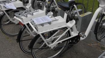 Újabb pályázat elektromos kerékpárok vásárlására