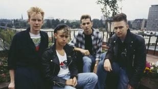 A Depeche Mode zenekar neve valójában egy divatlap nevének félrefordítása