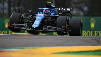 A Formula–1-es csapatok Szent Grálja: a leszorítóerő