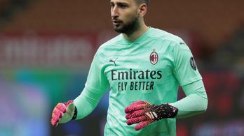 A szurkolók megfenyegették az AC Milan kapusát