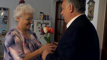 Orbán Viktor édesanyja: Táviratot küld ahelyett, hogy idejönne?