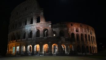 Csúcstechnológiás lesz az újjáépített római Colosseum
