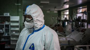 Koronavírus: leállt Oroszország