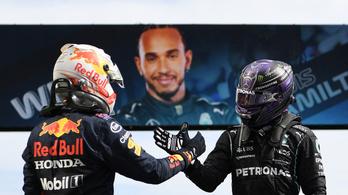 Hamilton karanténba küldte a Red Bull-álmokat
