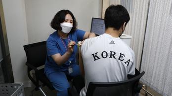 Egyre valószínűtlenebb a nyájimmunitás a dél-koreai szakértők szerint