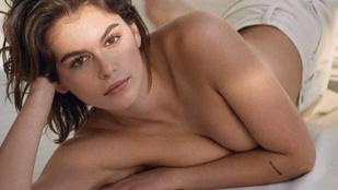Kaia Gerber és Ashley Graham vetkőzik a Calvin Klein új kampányában