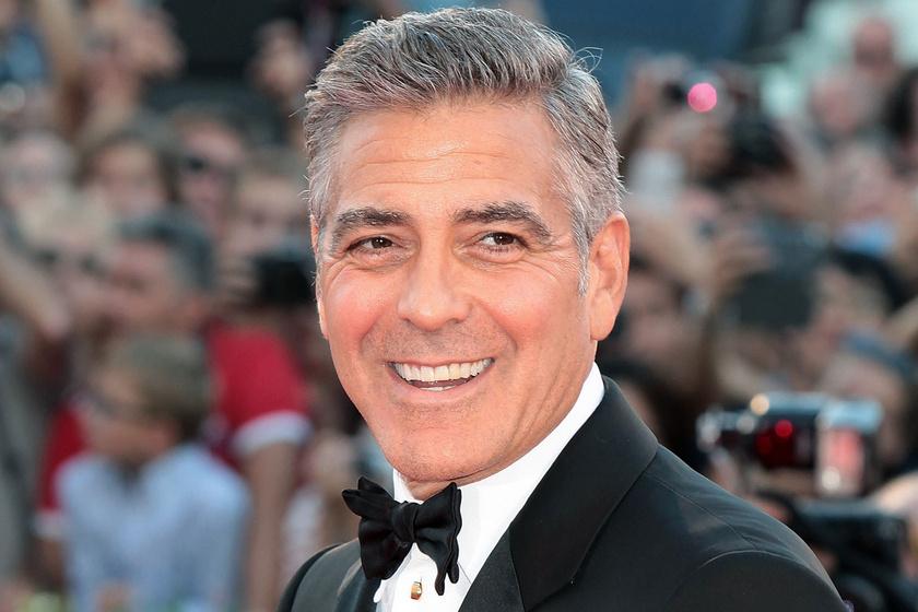 Felismered fiatalkori képein a ma 60 éves George Clooney-t? Karrierje elején hosszú hajjal hódított