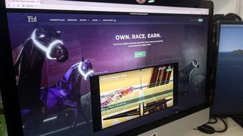 Tétre, helyre, kriptóra – itt a virtuális lóverseny