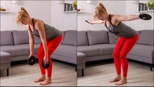 6 egyszerű, otthoni gyakorlat a hátfájdalmak és a rossz testtartás ellen