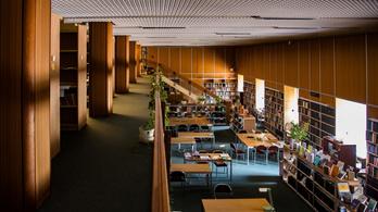 Újra megnyitott az Országos Széchényi Könyvtár