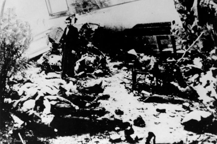 1949. május 4., a tragédia helyszíne