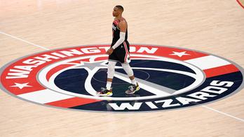 Russell Westbrook különleges NBA-rekordot döntött