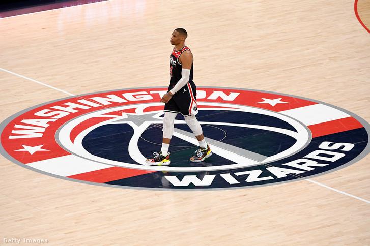 Russell Westbrook újabb rekordot ért el