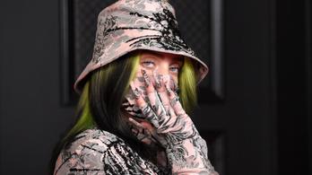 Billie Eilish: A kiskorúak elleni erőszak mindenütt tetten érhető