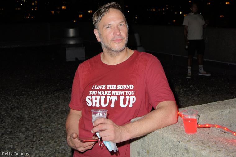 Michael Alig 2020. június 26-án egy pride partin New Yorkban. Kattintson a képre nagyobb verzióért!