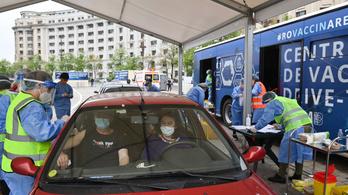 Romániában más betegre nincs idő, Ausztria vár a Szputnyik V-vel