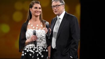 Házassági szerződés nélkül válik Bill Gates