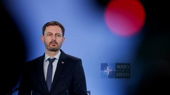 Bizalmat szavazott a szlovák parlament Eduard Heger kormányának