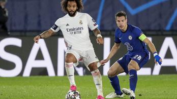 Nem kell szavazatokat számolnia, ott lehet Londonban Marcelo a Reallal