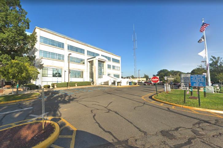 A woodbridge-i rendőrség épülete New Jersey államban