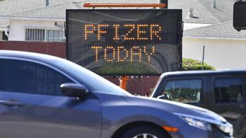 Kell a vakcina, hatalmas bevételre számít a Pfizer