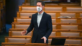 Tordai Bence ringbe száll Budapest negyedik választókerületében