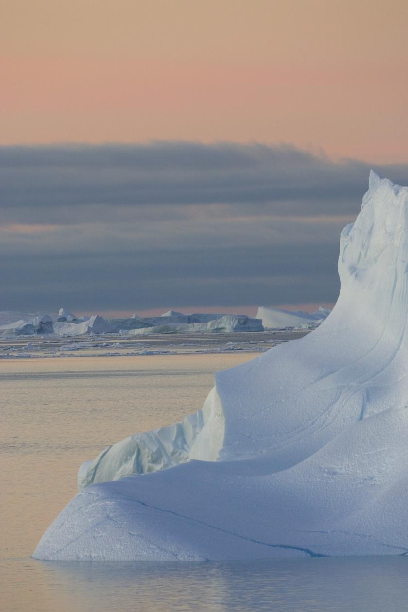 antarktiszi-jeg