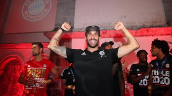 Elbúcsúzott világbajnok játékosától a Bayern München
