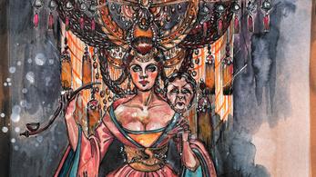 Titokzatos hercegnő a szentmargitbányai kőfejtőben