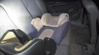 Az autóval együtt egy öt éves gyereket is ellopott egy részeg férfi Farkaslyukon