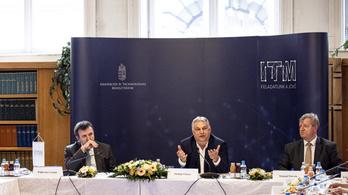 Orbán Viktor szerint legyenek gőzmozdonyok a magyarországi egyetemek