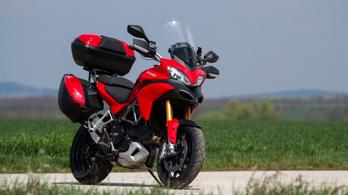 Használt: Ducati Multistrada 1200 S - 2011.