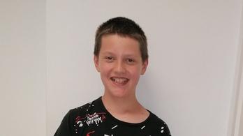 Eltűnt egy 12 éves kisfiú, a rendőrség segítséget kér