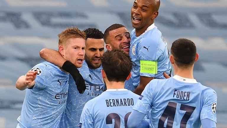 A Manchester City jutott elsőként a Bajnokok Ligája döntőjébe