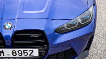 Teszt: BMW M4 Competition (G82)