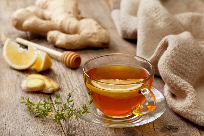 A gyömbér gingeroltartalma révén serkenti az anyagcserét, és csökkenti az étvágyat, így remek kiegészítője lehet a fogyókúrának. A tea elkészítéséhez egy-két szeletnyi megpucolt és lereszelt gyömbérgyökérre lesz szükséged, valamint két és fél deci forró vízre. Forrázd le a fűszernövényt, hagyd állni 5 percig, és melegen fogyaszd! A gyömbérből naponta legfeljebb 4 gramm ajánlott.