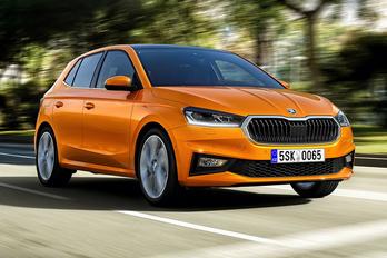 Nagyot nőtt a Škoda Fabia