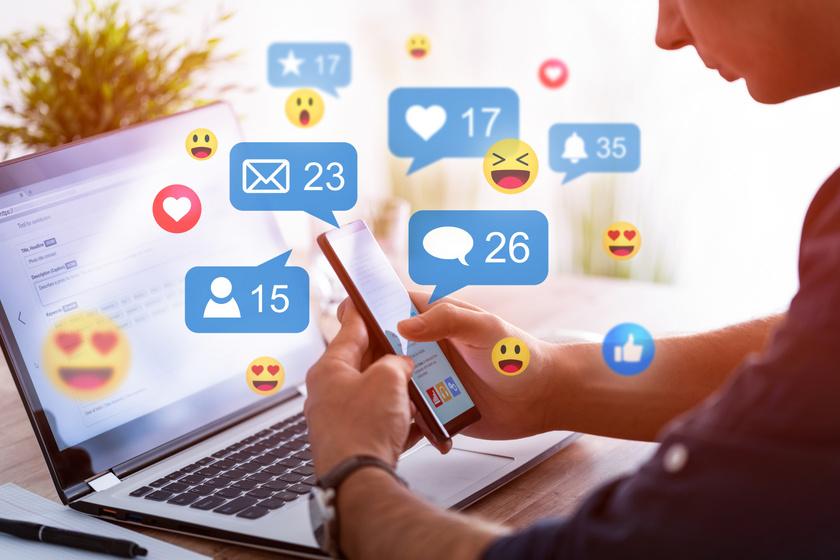 Így függünk a Facebooktól: ücsörgünk a színes-szagos szappanbuborékban, amiben mindig körülöttünk forog a világ