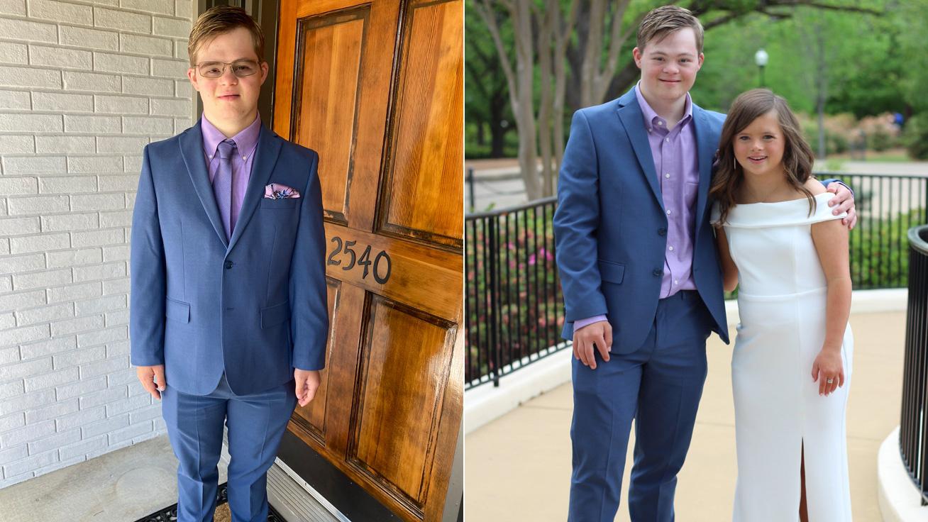 Rácáfolt az orvosok jóslatára a Down-szindrómás fiú: boldog, szerelmes és minőségi életet él