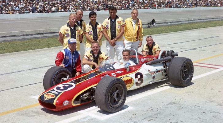 Unser és csapata első Indy 500-as sikerekor