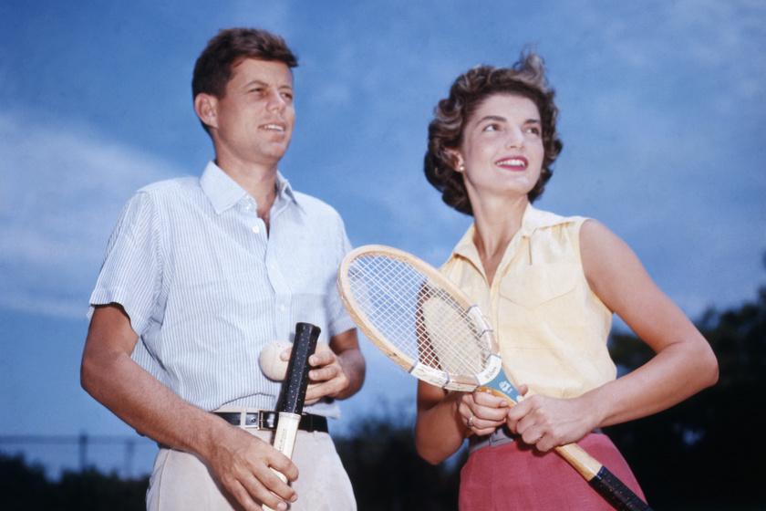 John F. Kennedy több nővel is megcsalta Jackie-t.