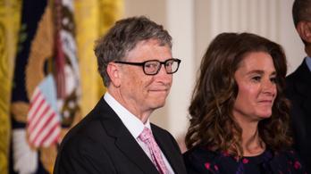 A mesés Gates-vagyon miatt aggódik Kína