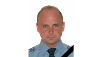 Egy rendőr halt meg az M70-esen történt súlyos balesetben