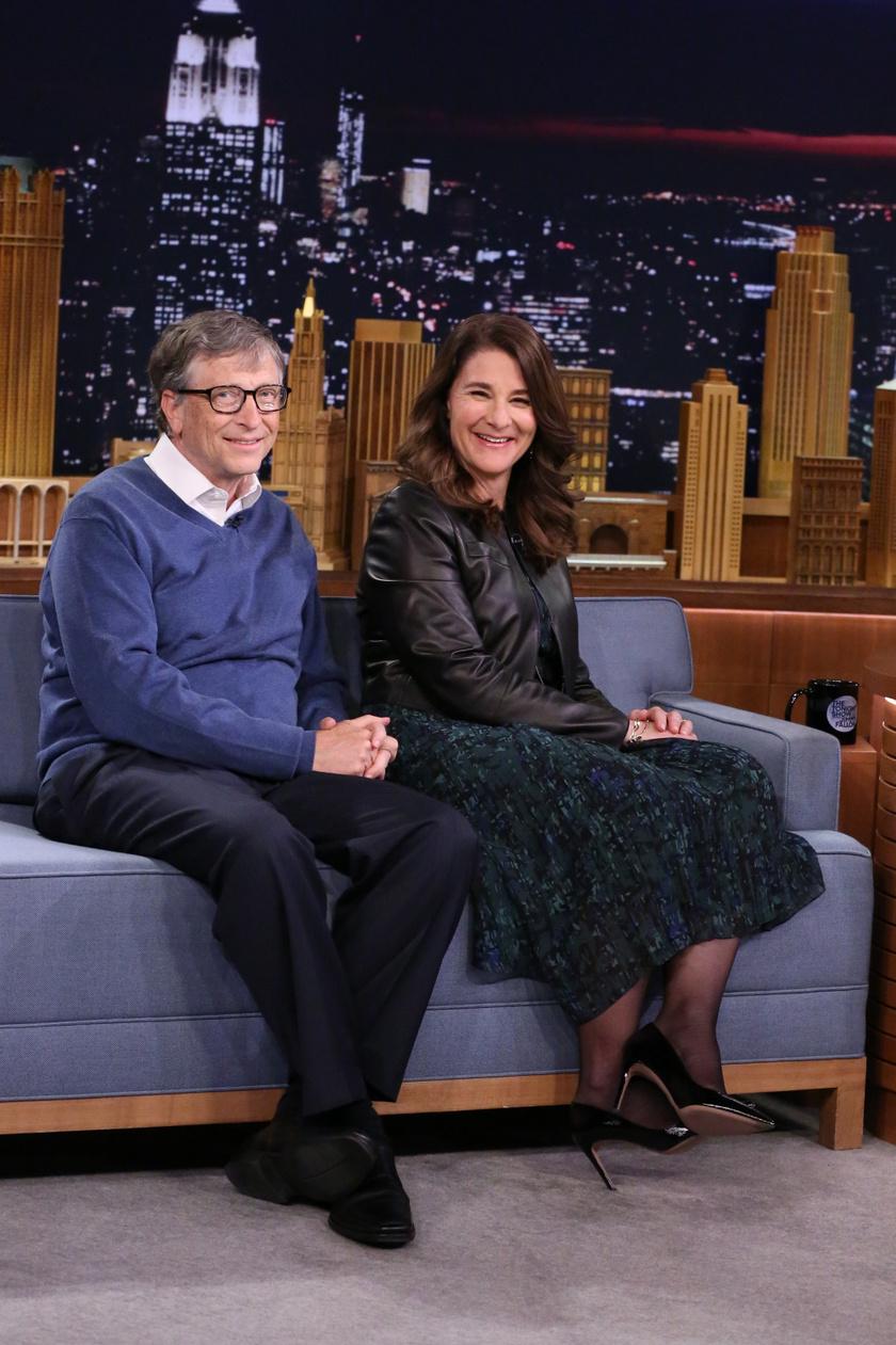 A Gates házaspár 27 év után válik.