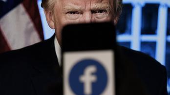 Nem engedik vissza Trumpot a Facebookra